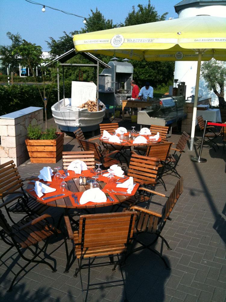 Taverne - KALIMERA - Café - Restaurant - Markt